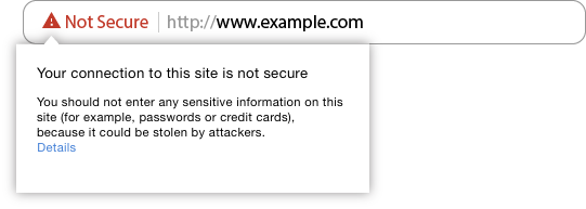 ssl-not-secure-warning